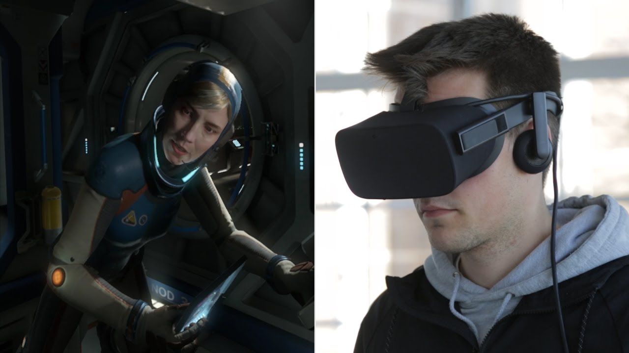 Oculus predicts a VR future that