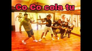 Coca Cola Tu- Dance Cover | choreography By Srinivas  | FTB STUDIO SRINI
