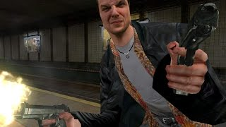 Max Payne Making Of - Animation Reference and Bloopers | PC/PS2/Xbox