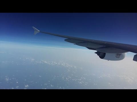 Emirates  |  EK376  |  2 Class A380  |  Dubai - Bangkok  |  Full Flight  HD