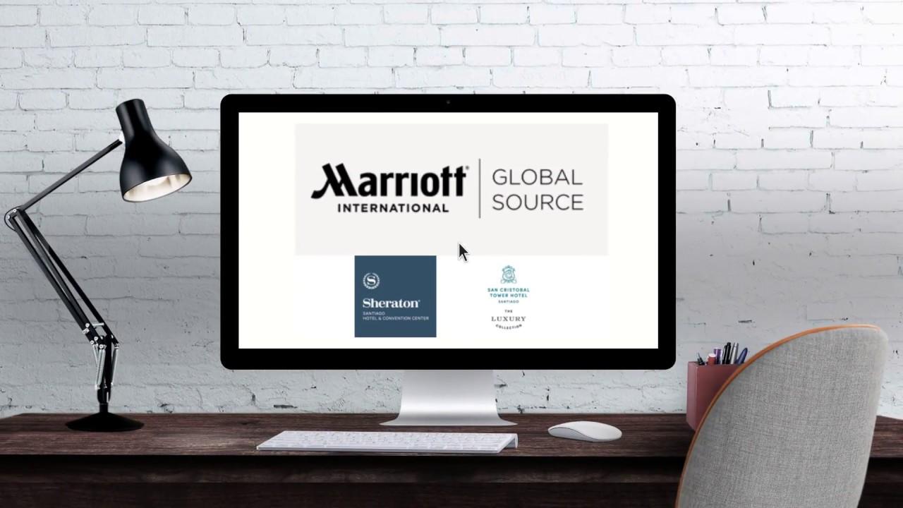 c243mo ingresar a mgs marriott global source youtube