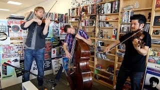 Time For Three: NPR Music Tiny Desk Concert