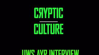 UWS INTERVIEW (Music on Ayr)