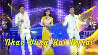 Liên Khúc Song Ca Nhạc Vàng Hải Ngoại - Lưu Chí Vỹ, Diễm Thùy, Lưu Ánh Loan, Dương Hồng Loan