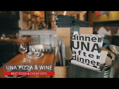 Best of Calgary 2017 - Best Pizza & Cheap Eats - Una Pizza & Wine