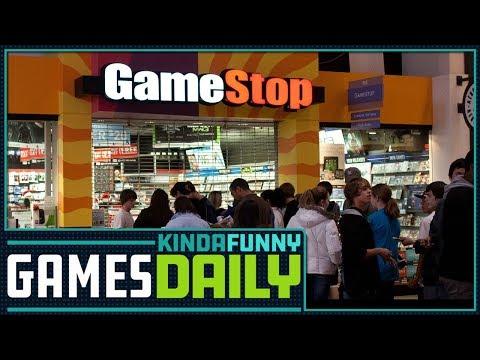 GameStop vs. the World - Kinda Funny Games Daily 08.01.17