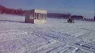 Jeep CJ5 Tuxedo Park Hard at Work!