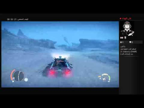 MAD MAX MAGNUM OPUS Fully Upgraded Gameplay!
