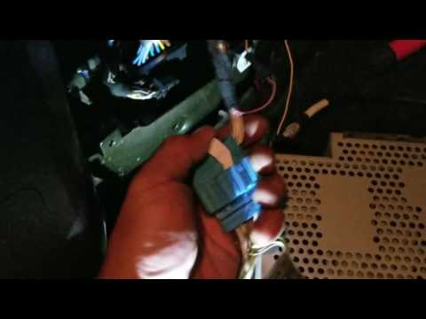 Installing An Aftermarket Unit In A DSP Equipped BMW Retaining The DSP Amp.