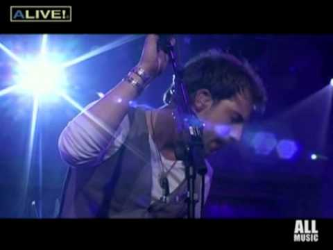 James Morrison - Please don't stop the rain (live@ A-LIVE All Music Italy 2009)