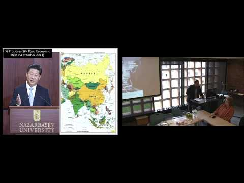 Integration of the Middle East in China's Belt and Road Project (Nader Habibi, 2017)