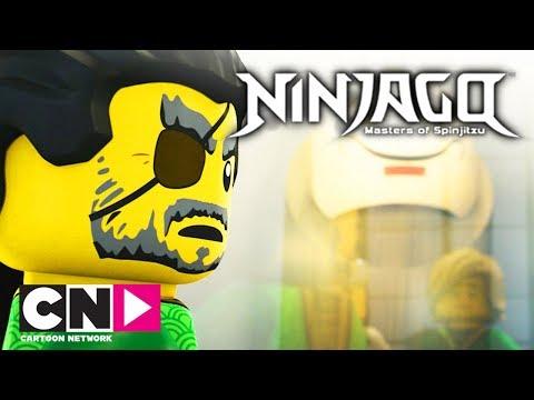 LEGO Ниндзяго   Объединение ниндзя   Cartoon Network