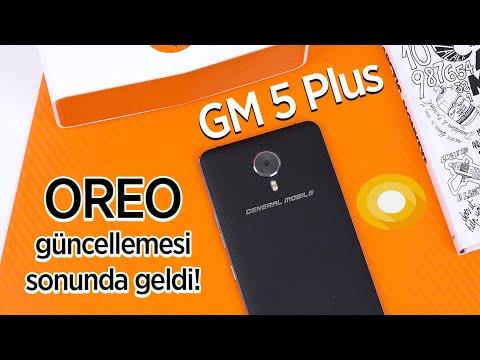 GM 5 Plus 8.0 Oreo güncellemesini aldı! Neler getirdiğine baktık