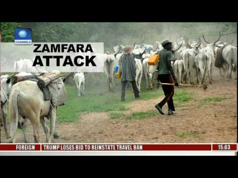 News Across Nigeria: Catholic Bishop Blames Security Operatives Over Adamawa Herdsmen Attack