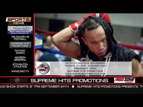 The Sports News | Supreme Hits Promotions | 8/21/16