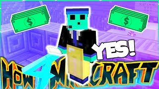 THE FANCY PANTS CASINO IS *OPEN*! - How To Minecraft S4 #19