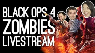 Black Ops 4 Zombies Live! 🎃 Black Ops 4 Zombies Gameplay Live for Oxbox Hallowstream 🎃