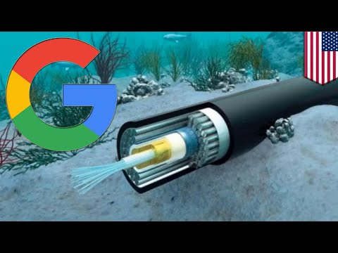 Google underwater internet cables: Alphabet is building 3 new underwater internet cables - TomoNews