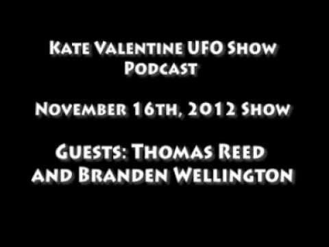 Alien Abduction Thomas Reed And Branden Wellington YouTube