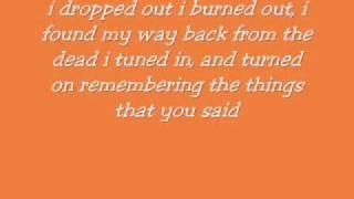 ill be-lyrics on screen-by edwin mcain