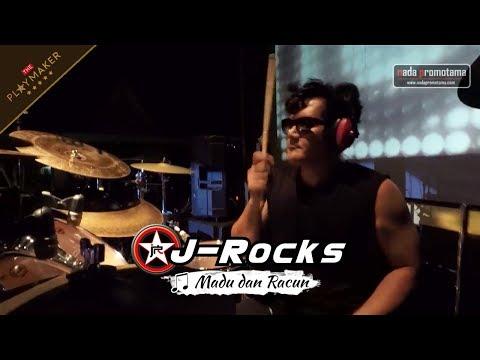 MADU DAN RACUN | J-ROCKS [Live Konser THE PLAYMAKER After Hour Music CIMAHI 22 JULI 2017]