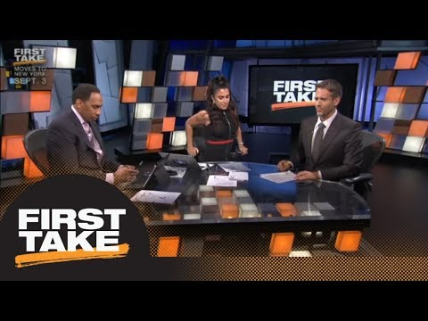 Stephen A. and Max react to Jalen Ramsey's colorful QB list in GQ | First Take | ESPN