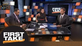 Stephen A. and Max react to Jalen Ramsey's colorful QB list in GQ | First Take | ESPN Mp3