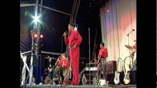 Edwin Starr - Party In The Park -  2002 -  Live