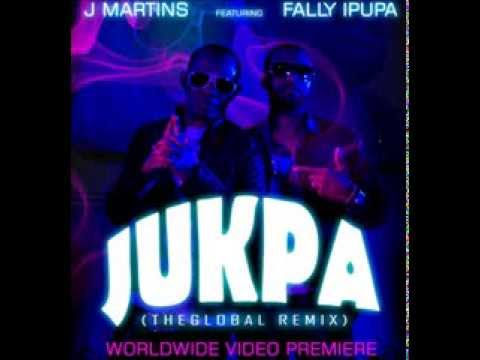 J. Martins - Jukpa (Remix) ft Fally Ipupa (Official Audio)