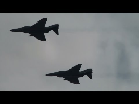 ILA Berlin Air Show 2012 Opening Day (full HD)