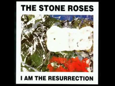 The Stone Roses - I Am The Resurrection (with lyrics)