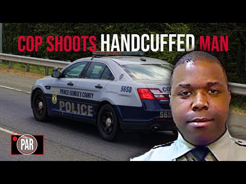 Cop Charged For Shooting Handcuffed Man Seven Times