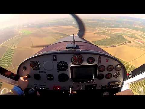 Curso ULM. Clase 3. Control de altura y velocidad.