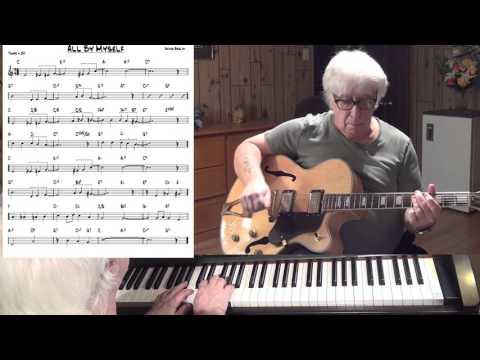 All  Myself  Jazz guitar & piano   Irving Berlin