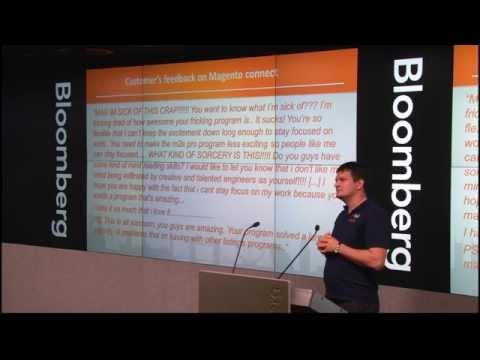 Ukrainian Startups Roadshow - Bloomberg, London - 23.07.2015