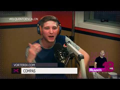COMPAS - ENTREVISTA COMPLETA - El Quinto Escalon Radio (9/8/17)