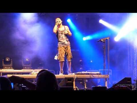 Dub FX [LIVE] Festival v ulicích OSTRAVA CZECH REPUBLIC 19.7.2013