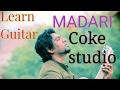 Madari - Clinton Cerejo | Guitar Lesson | Vishal Dadlani | Sonu Kakkarcoke Studio Season2 video