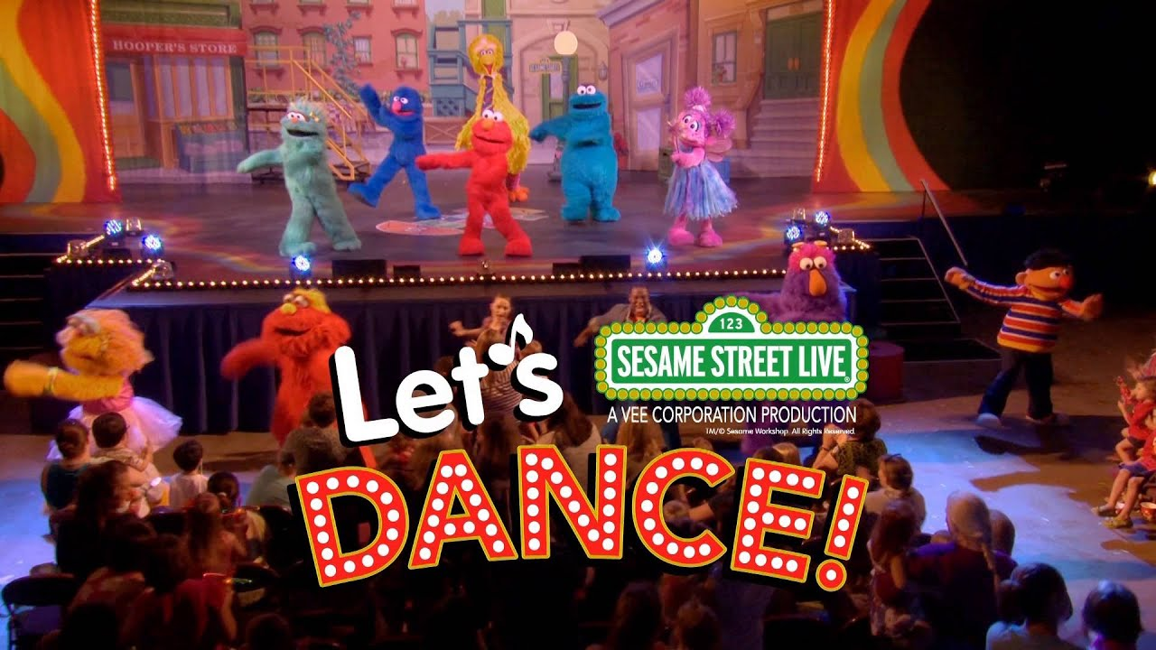 Sesame Street Live: Lets Dance! - YouTube