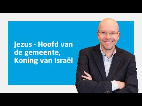 Ds. Oscar Lohuis Over 'Jezus - Hoofd Van De Gemeente, Koning Van Israël'