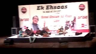Ek Ehsaas - Ghulam Ali & Aamir Ghulam Ali