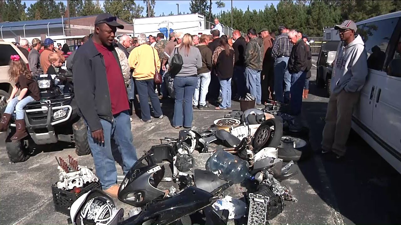 Can A Police Impound Auction Really Pay Off Youtube