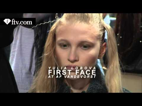 FIRST FACE COUNTDOWN F/W - 10/11 - PARIS