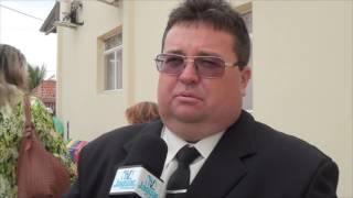 Diplomação do vereador Sidcley em Tabuleiro do Norte