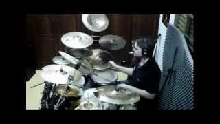 Annihilator - Refresh the Demon on drums