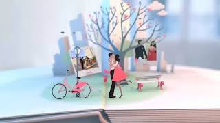 Wedding Invitation Animation Video   Exceed Productions