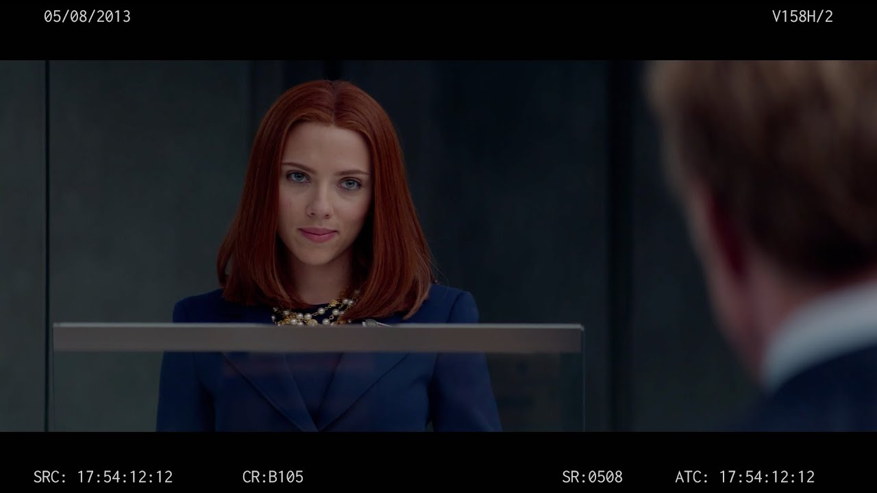 Captain America The Winter Soldier Extended Scene Official Marvel Hd