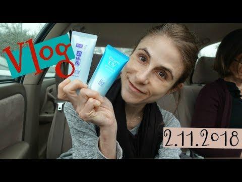 Vlog: Hada labo vs Biore sunscreen, Instapot test run| Dr Dray