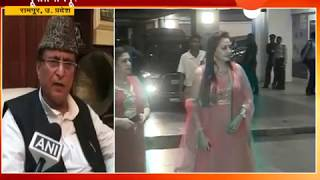 Azam Khan Denies Saying Jaya Prada Wears Khaki Underpants Vows To Withdraw LS Candidature If Proved