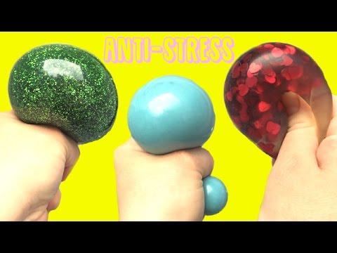 Souvent Je teste 3 façons de faire des balles anti-stress! Laquelle est la  NZ64